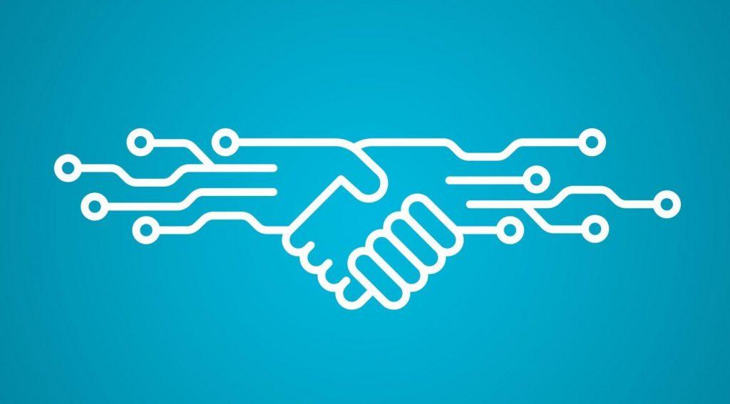 Internet of agreements is de naam voor een nieuwe fase van het web waarbij juridische contracten via software afgedwongen worden.
